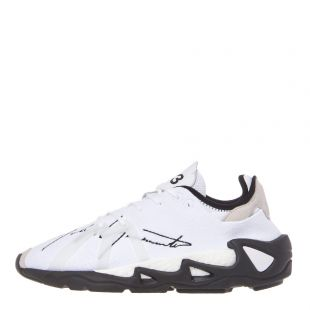 Y-3 FYW S-97 Trainers | EF2626 White / Black