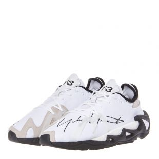 FYW S-97 Trainers – White / Black