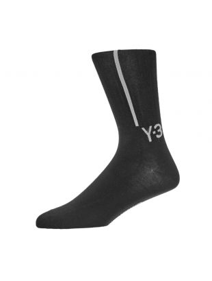 2 Pack Socks - Black / White