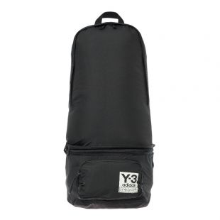 Packable Backpack - Black