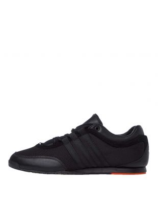 Y-3 Boxing Trainers | CG3137 Black / Orange