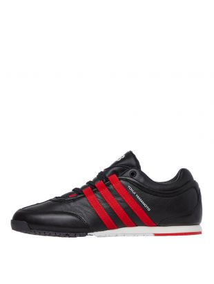 Y-3 Boxing Trainers | FY5924 Black / Red