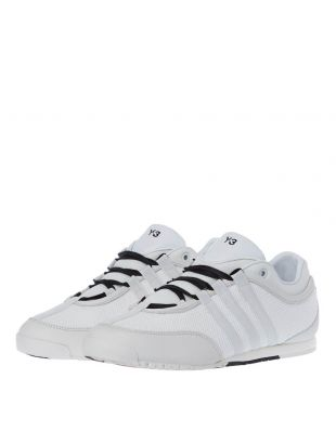 Boxing Trainers – White / Black