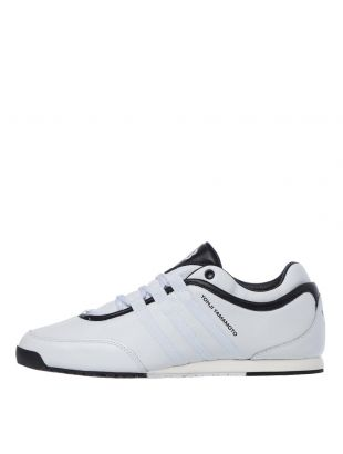 Y-3 Boxing Trainers | FX7263 White / Black