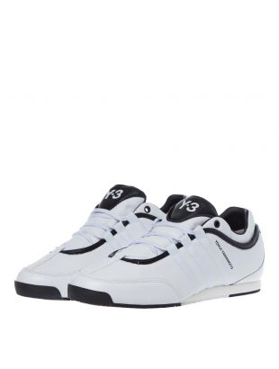 Boxing Trainers - White / Black