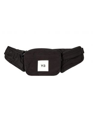 Y3 Classic Sling Bag | Black