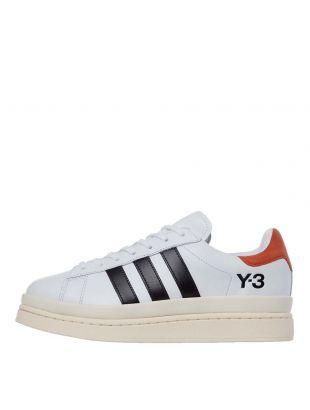 Y3 Hicho Trainers | FX1747 White / Black