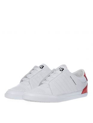 Honja Low Trainers - White