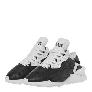 Kaiwa Trainers - Black / White