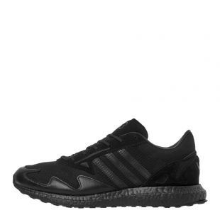 y-3 rhisu run trainers FU8504 black