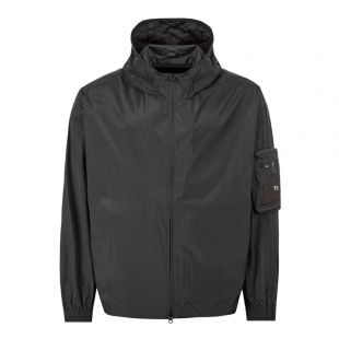 Y-3 Track Jacket | FJ0377 Black