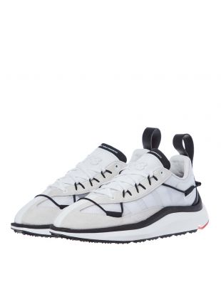 Shiku Run - White / Black / Red