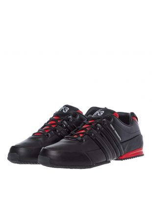 Sprint - Black / Red
