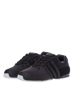 Y3 Sprint Trainers - Black / White