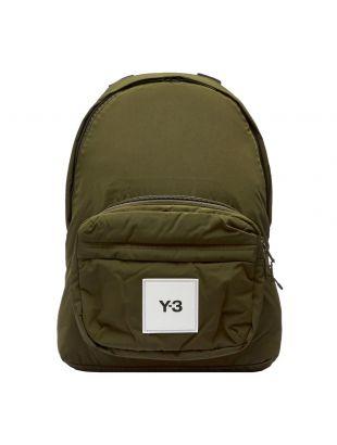 Y3 Techlite Tweak Backpack | Khaki