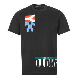 y3 t-shirt | FN5727 black