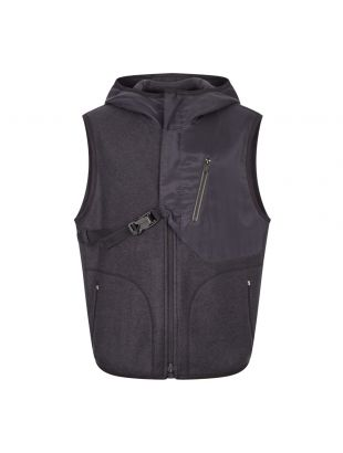 Y3 Fleece Vest , GK4374 Grey , Aphrodite 1994