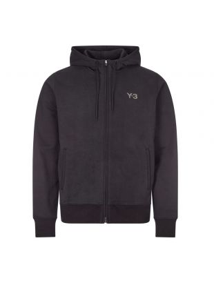 y-3 hoodie ch1 graphic GK4402 black