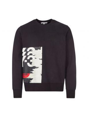 Y3 CH1 Sweatshirt | GK4387 Black | Aphrodite