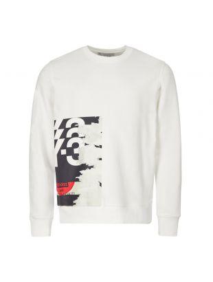 Y3 CH1 Sweatshirt | GK4385 White | Aphrodite