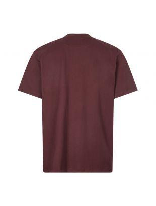 T-Shirt - Burgundy