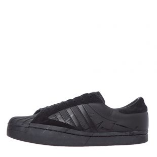Y3 Yohji Star Trainers | EH2268 Black