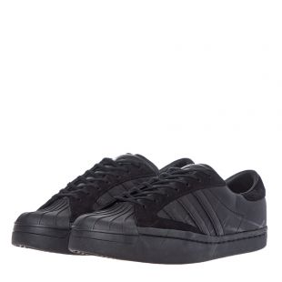 Yohji Star Trainers - Black