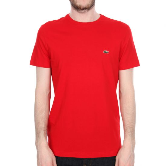 Lacoste Red Logo T-Shirt
