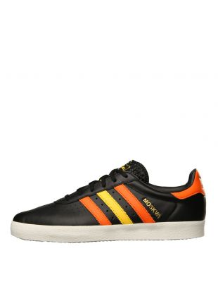 adidas Originals 350 Trainers cQ2777 Black / Orange / Yellow