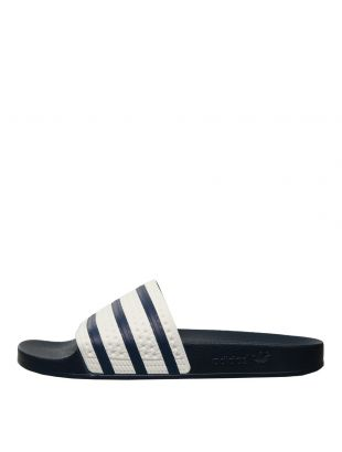 adidas Adilette Slide G16220 in Navy / White