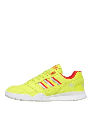 adidas AR Trainers DB2736 Semi Solar Yellow