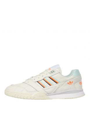 adidas AR Trainer D98157 White / Ice / Orange