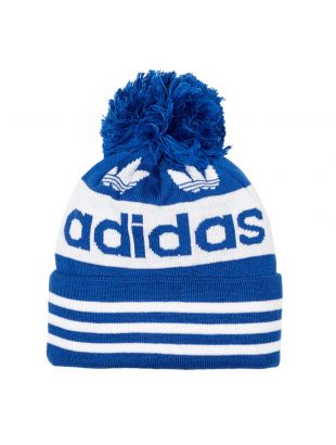 Hat – Blue / White