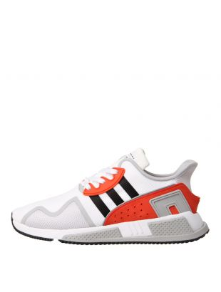 adidas EQT Cushion ADV BB7180 In White / Red / Black