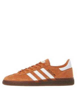 adidas handball spezial trainers EE5730 orange