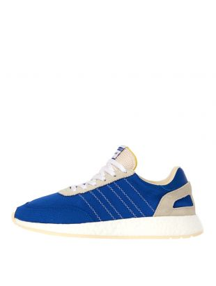 adidas I 5923 Trainers BD7597 Collegiate Blue / Grey