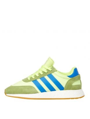 adidas I 5923 Trainers BD7803 Hi Res Green