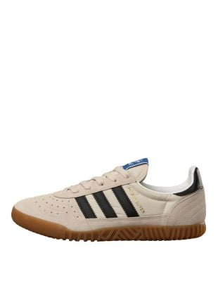 adidas Originals Indoor Super Trainers B41521 in Clear Brown / Black / Gum