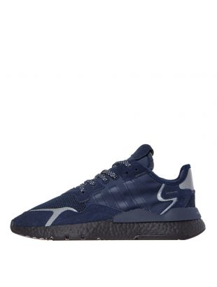adidas Originals Nite Jogger Trainers EE5858 Navy / Black