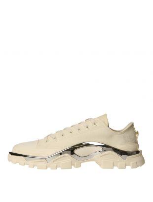 adidas x Raf Simons F34242 In Cream / Silver