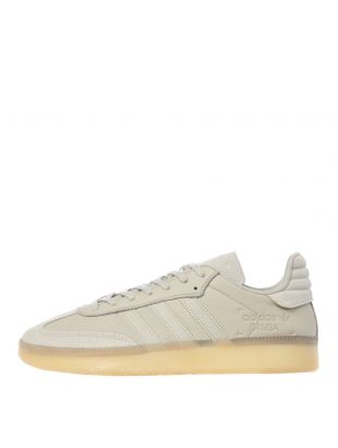 adidas Originals Samba RM Trainers | BD7673 Brown / Light Brown