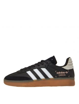 adidas originals samba rm BD7539 black/white