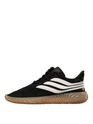 adidas Originals Sobakov Trainers AQ1135 Black / White / Gum