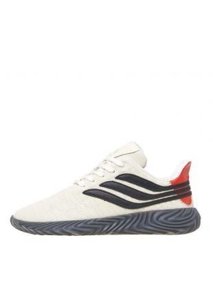 adidas Sobakov Trainers BD7548 Off White/Black