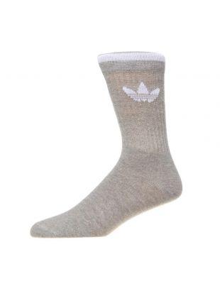 adidas originals two pack socks DW3934 white/grey