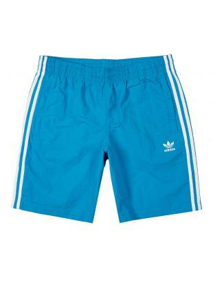 adidas Originals Swim Shorts | DZ4590 Blue