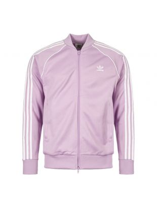 Adidas Originals Track Top SST DV1515 In Purple