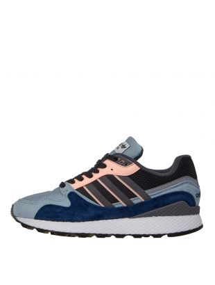 adidas Originals Ultra Tech Trainers | BD7934 Grey/Blue/Pink | Aphrodite1994