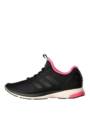 ZX Flux Zero NPS Trainers - Black