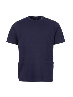 Albam T-Shirt ALM611417219 002 In Navy